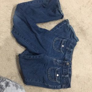 Girls Gymboree size 8 jeans